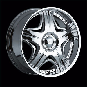 """Inventory clear out Price reduced! Akuza 503 24"""" Wheels 24x10"""
