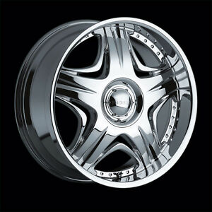 "Inventory clear out Price reduced! Akuza 503 24"" Wheels 24x10"