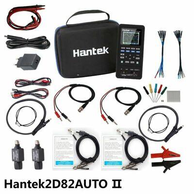 4in1 Hantek 2d82auto Oscilloscope Automotive Diagnosticdmmsignal Source Kit Ii