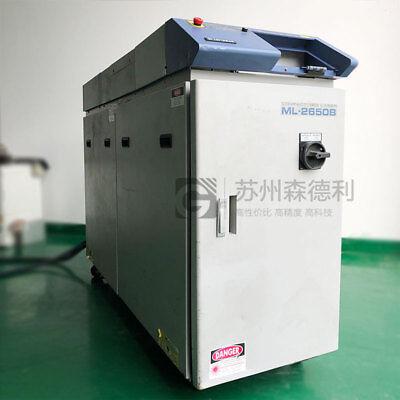 Used Miyachi Ml2650b 600w Yag Laser Welder