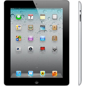 Apple iPad 2 64GB, Wi-Fi + 3G (AT&T), 9.7in - Black (MC959LL/A) (2J)