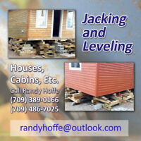 Jacking and Leveling Service