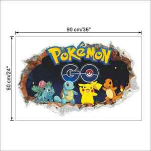 Kids Big Wall Stickers (4 Different Stickers To Choose) Cornwall Ontario image 2