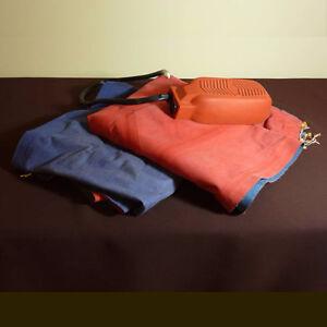 Paire de matelas avec pompe / mattress