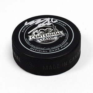 Mitch Marner Toronto Maple Leafs Autographed Centennial Classic