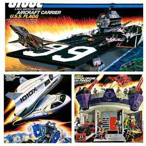 Wanted - gi joe defiant, flagg, or terrordrome