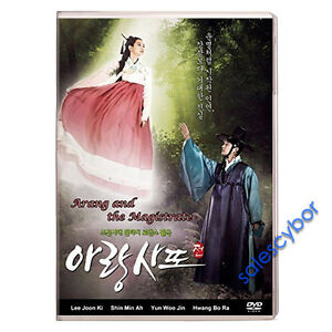Arang and the Magistrate Korean Drama (5 DVD) Excellent English Subs & Quality