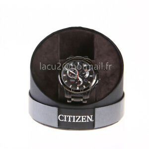 montre Citizen Eco-Drive homme alarme watch