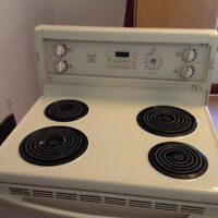Kenmore stove works