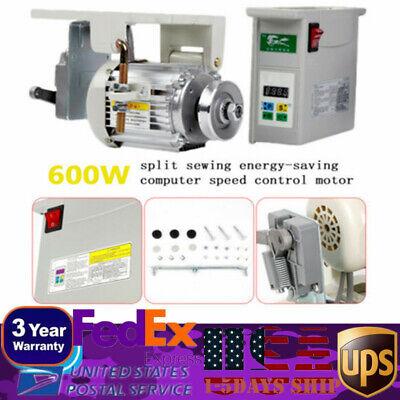 600w Brushless Servo Motor Industrial Sewing Machine Motor Energy-saving New