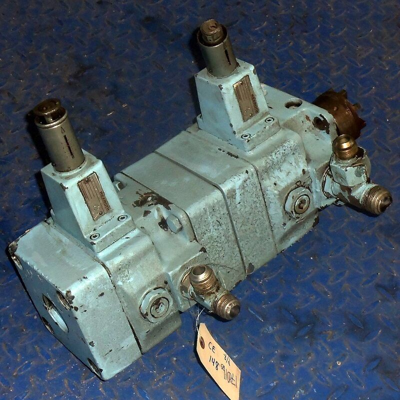 REXROTH VARIABLE VANE PUMP 1PV2V3-30 / 40RG12MS40A1/5 & 63RE12MS 63A1/5, P/R