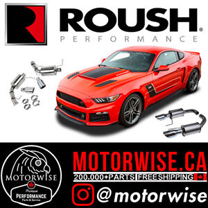 Roush Performance Parts | Ford Mustang, F150 & Focus