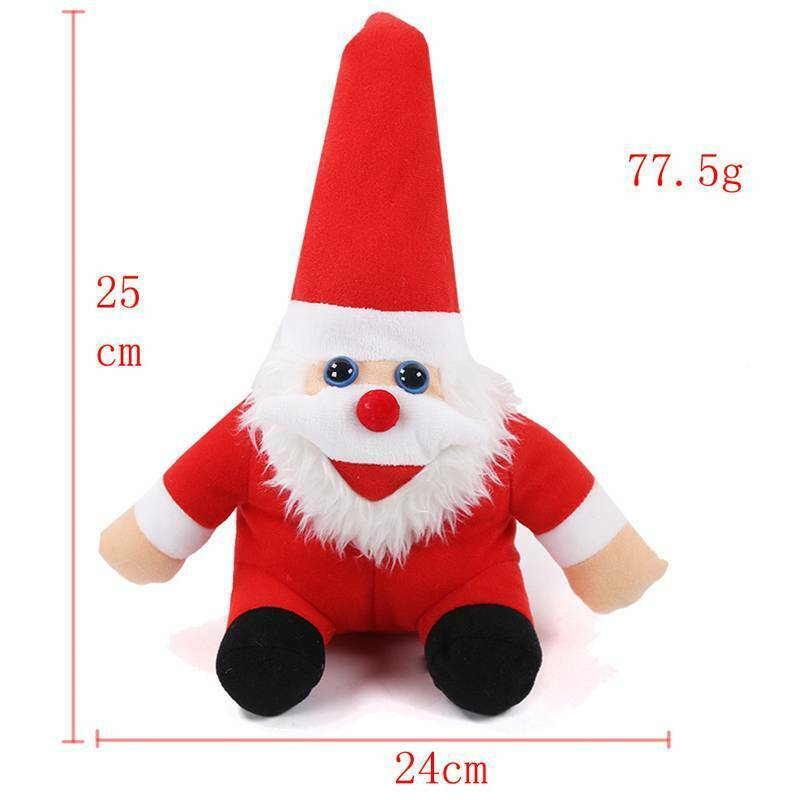 Christmas Santa Claus Pet Dog Fancy Dress Jacket Coat Costume Outfit Clothes UK 6