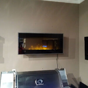 Dimplex Dusk Fireplace - Overstock Clearance Cambridge Kitchener Area image 2