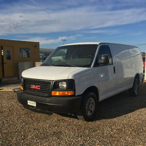 2003 GMC SAVANA CARGO/WORK/DELIVERY VAN (HEAVY DUTY)