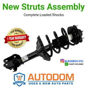 New Front Complete Struts Assembly Nissan Altima 2002-2006
