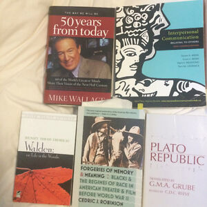 Many Textbooks For Sale!