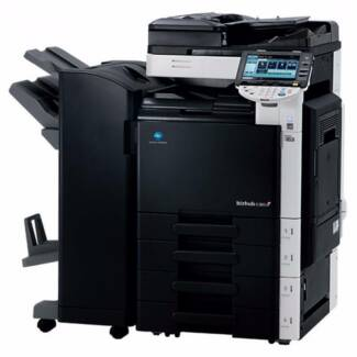 Konica Minolta Bizhub C220 Multi Function Printer - MUST GO
