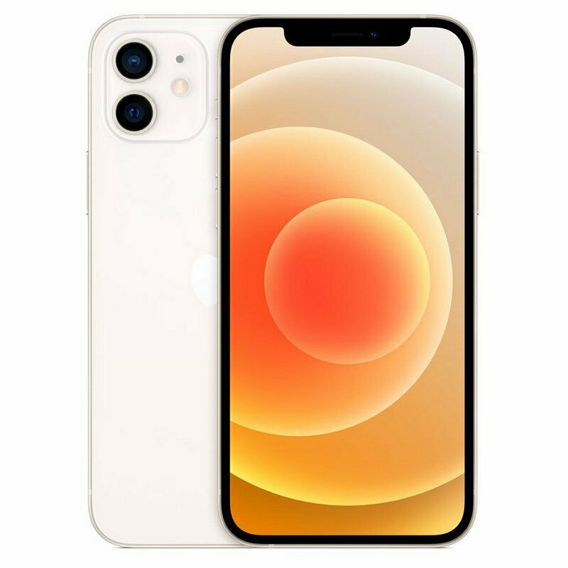 Apple Iphone 12 128gb White Blanco Nacional Precintado Envío Rápido 24H!
