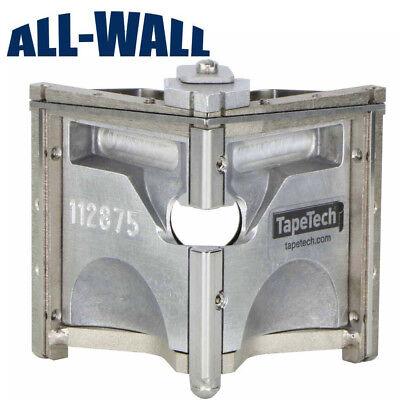 Tapetech 2 Angle Head Drywall Corner Finisher Glazer Tool 40tt New