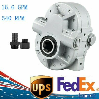 New Prince Manufacturing Hydraulic Tractor Pto Gear Pump Gp-pto-a-7-6-s 540rpm