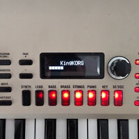 Clavier/Synthesizer King Korg