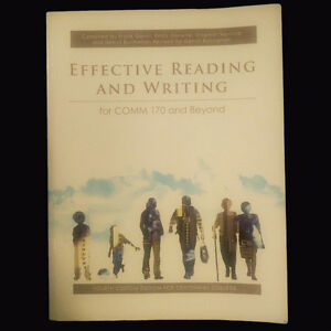 Effective Reading and Writing: for COMM170 and Beyond (4th Ed.)