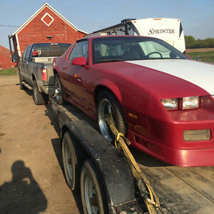 1985 Chevy Camaro Z/28 For Sale or Trade
