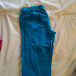 PAIR OF GIRLS SIZE 10-12 LEGGINGS BY GEORGE Sarnia Sarnia Area image 3