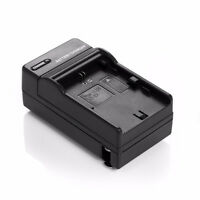 Canon EOS 70D 60D 7D 6D 5D Mark II Mark III LPE6 Battery Charger