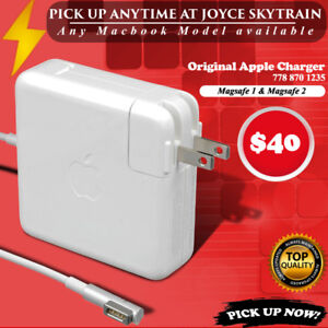 ] MACBOOK MAGSAFE ADAPTER (ORIGINAL APPLE ) All Models available