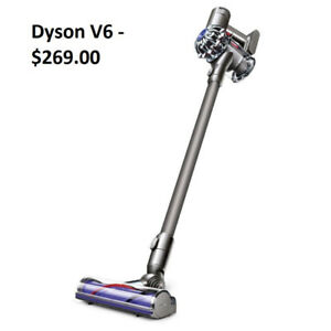 Factory Refurbished Dysons $149+