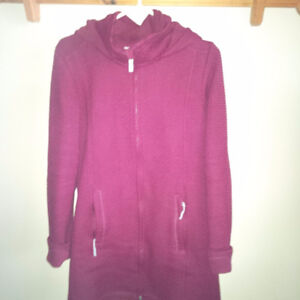 Ladies Bench Tunic Coat/Hoodie