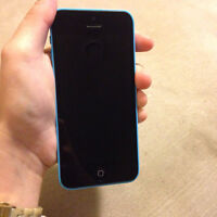 Blue iPhone 5c For Sale
