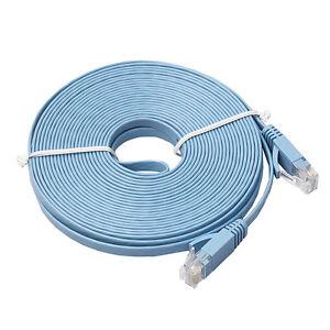 Câble ethernet 8 mètres (2x RJ45) CAT6