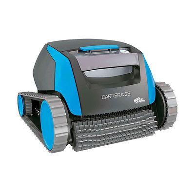 DOLPHIN CARRERA 25 robot limpiafondos piscina eléctrico pool cleaner