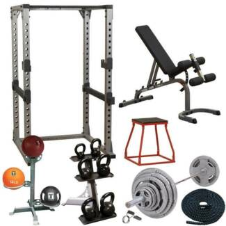 GYM EQUIPMENT MEGASTORE SALE FROM $70