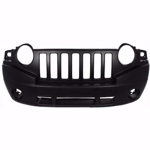 2007 - 2010 JEEP COMPASS FRONT BUMPER CH1000905 68002271AC