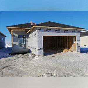 159 St Andrews: STUNNING NEW 2 Bedroom Home in Niverville!