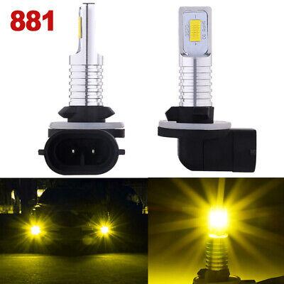 3000k Yellow 881 886 894 896 889 70W 3570 LED Fog Driving Light Bulb For Hyundai