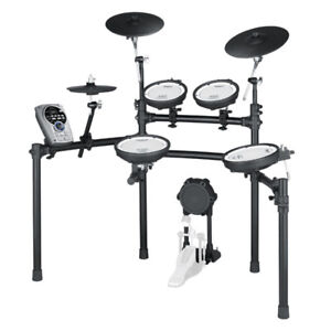 Roland TD-15 Drums, Amp, Throne, Great TAMA Speed Cobra Pedal