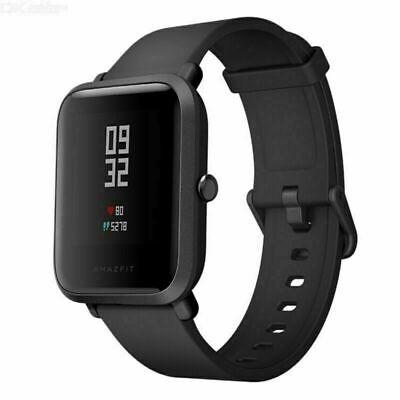 Xiaomi Huami Amazfit Bip GPS Heart Rate Smart Watch IP68 Glonass Wristband Black