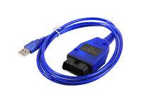 VAG OBD2 OBDII Diagnostic USB Cable VW/Audi/Seat/Skoda 409.1 OBDII KKL