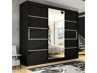 Brand New Sliding Door Wardrobes Available on super Hot Sale Offer Now
