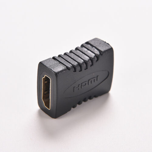 Hdmi Female To Female F/f Coupler Extender Adapter Connector For Hdcp Hdtv Yl