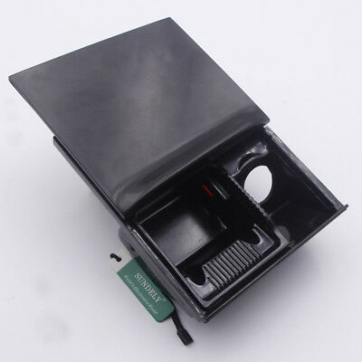 Black Car lighter Front Centre Console Ashtray for VW Jetta Golf MK4 GTI 2000