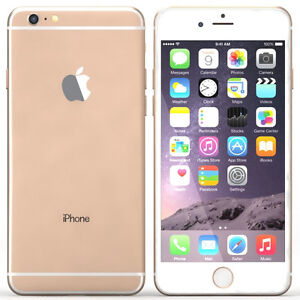 Iphone 6 16 Go gold Rogers