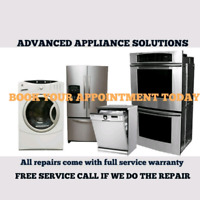 Oakville/Milton/Georgetown Appliance Repair and Services