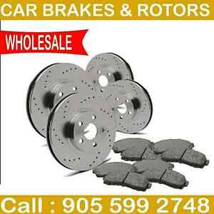 Rotors & Brake Pads @ Amazing prices!! Low cost Brake Kits