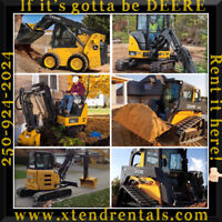 Rental equipment machinery tools